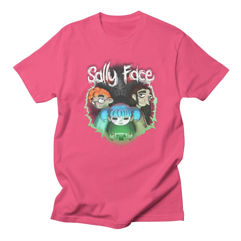 The Wretched Men's Regular T-Shirt by Official Sally Face Merch