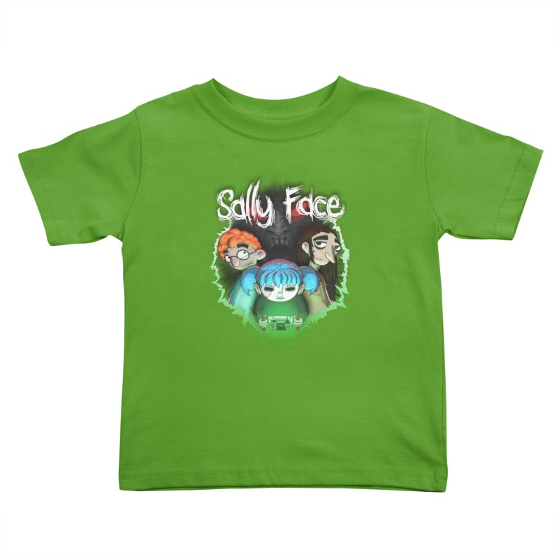 The Wretched Kids Toddler T-Shirt by Sally Face Shop