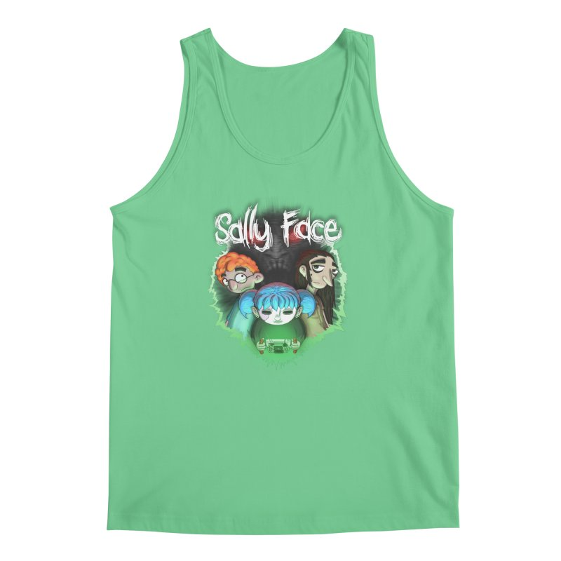 The Wretched Men's Regular Tank by Official Sally Face Merch