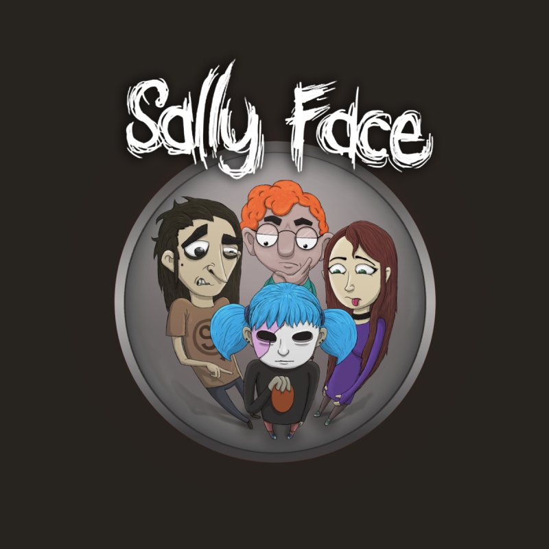 The Bologna Incident Accessories Face Mask by Sally Face Shop