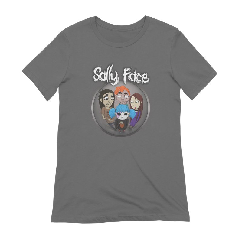 The Bologna Incident Women's Extra Soft T-Shirt by Official Sally Face Merch