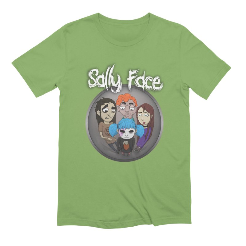 The Bologna Incident Men's Extra Soft T-Shirt by Official Sally Face Merch