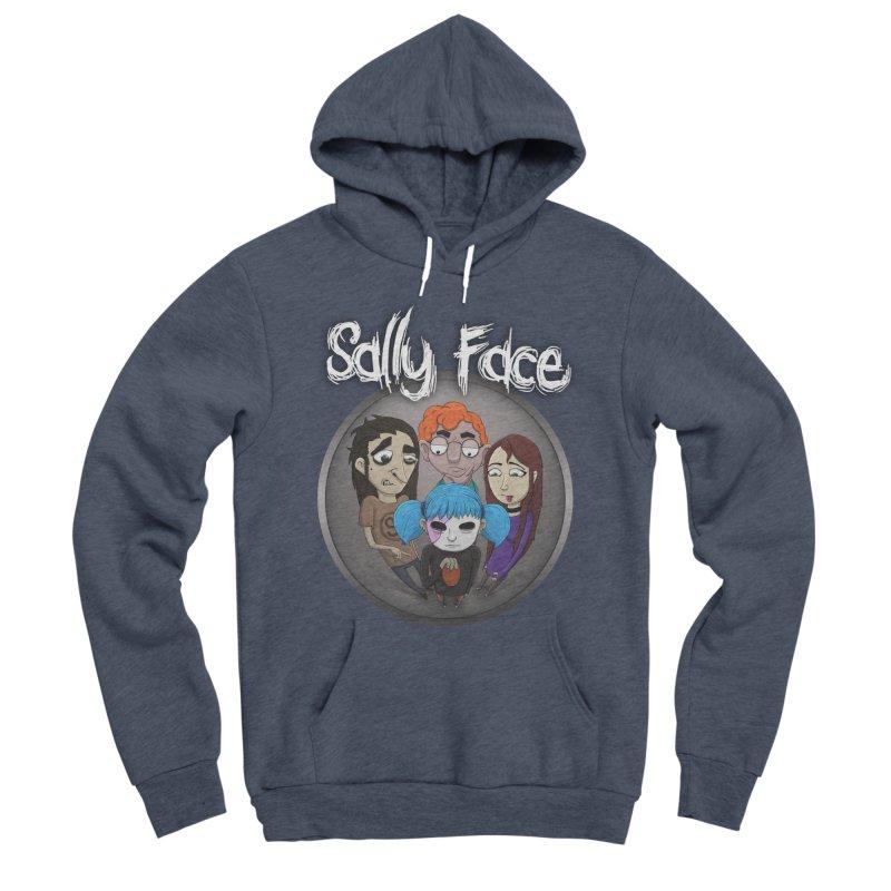 The Bologna Incident Men's Sponge Fleece Pullover Hoody by Official Sally Face Merch