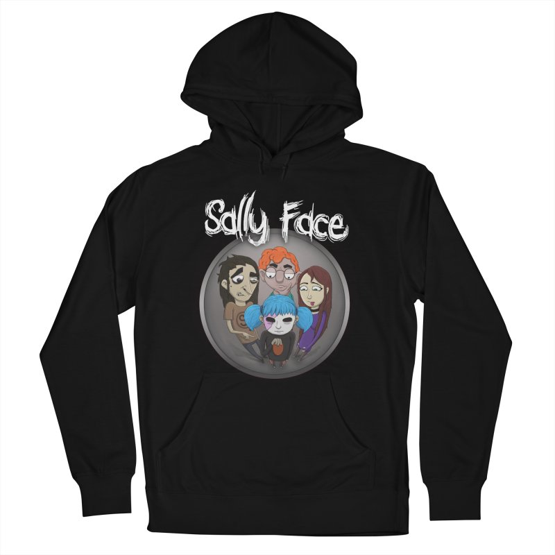 The Bologna Incident Women's French Terry Pullover Hoody by Official Sally Face Merch