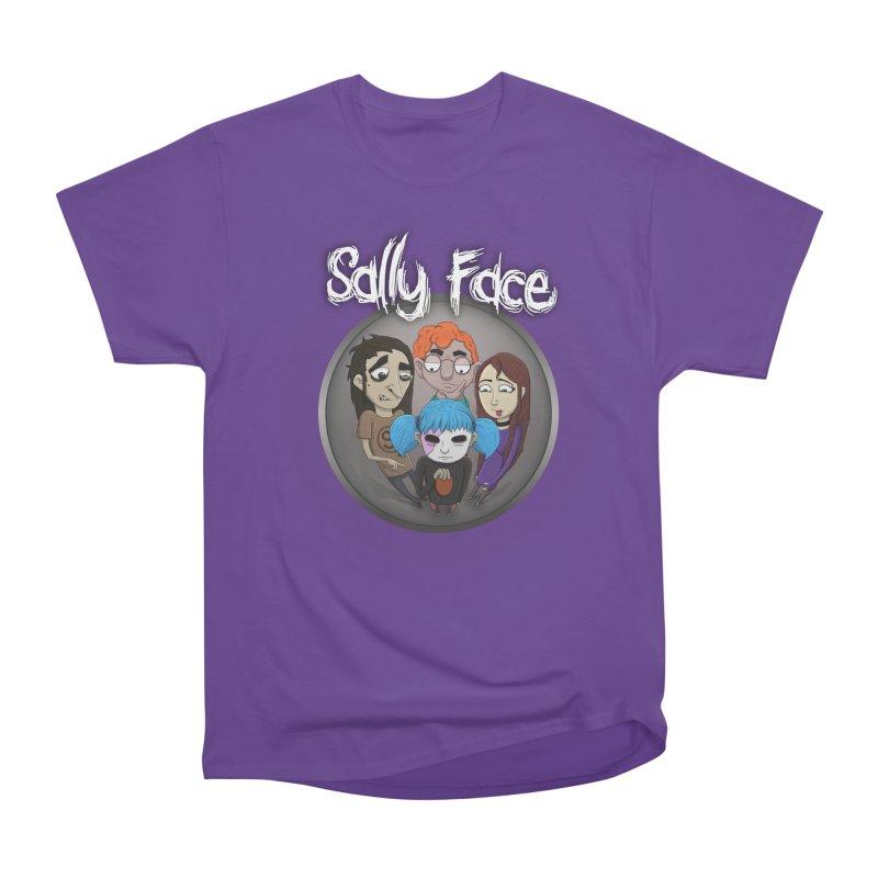 The Bologna Incident Men's Heavyweight T-Shirt by Official Sally Face Merch