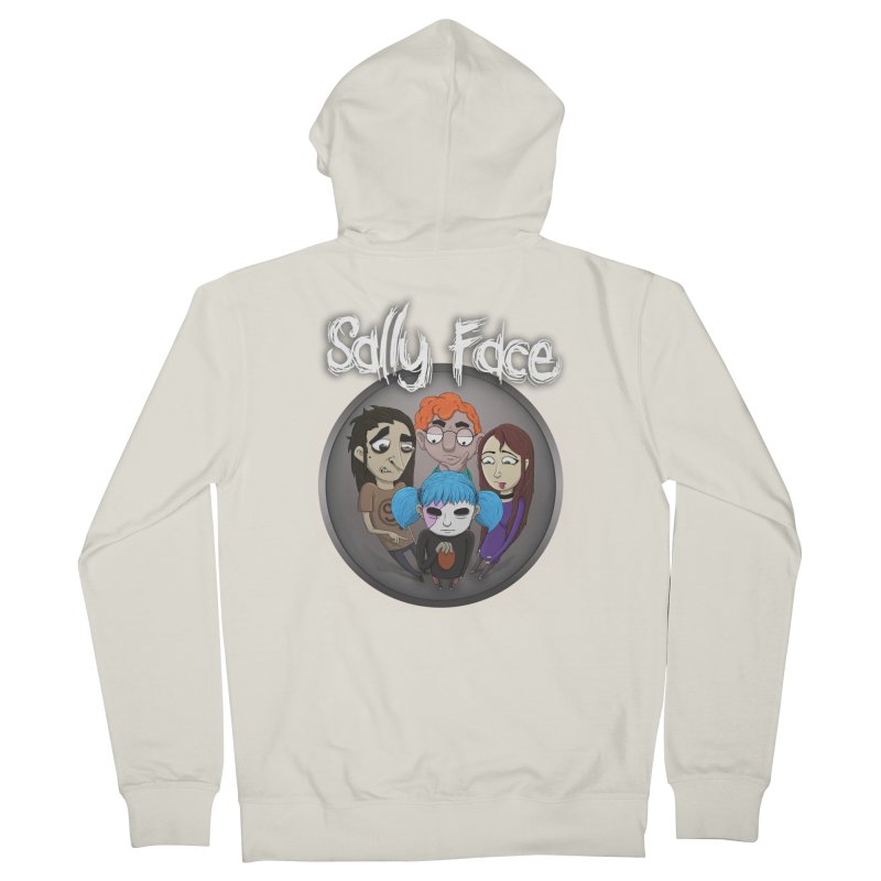 The Bologna Incident Women's French Terry Zip-Up Hoody by Official Sally Face Merch