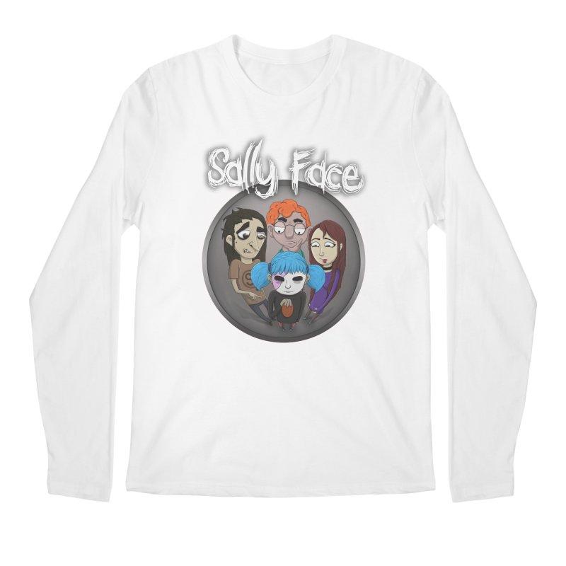 The Bologna Incident Men's Regular Longsleeve T-Shirt by Official Sally Face Merch