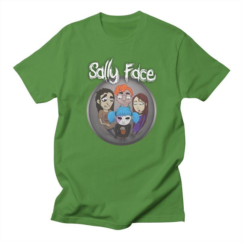 The Bologna Incident Women's Regular Unisex T-Shirt by Official Sally Face Merch