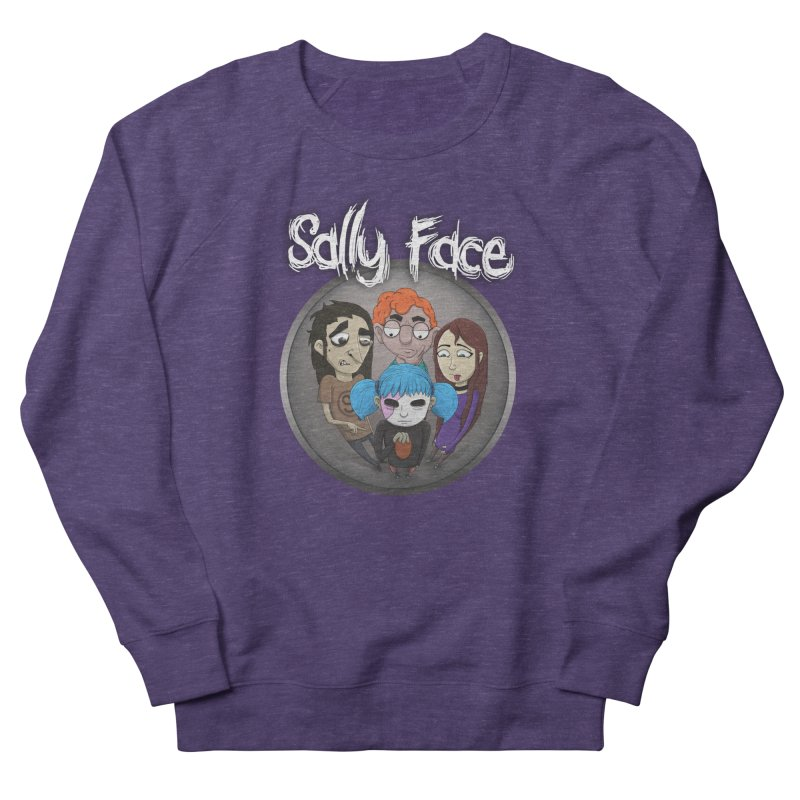 The Bologna Incident Men's French Terry Sweatshirt by Official Sally Face Merch