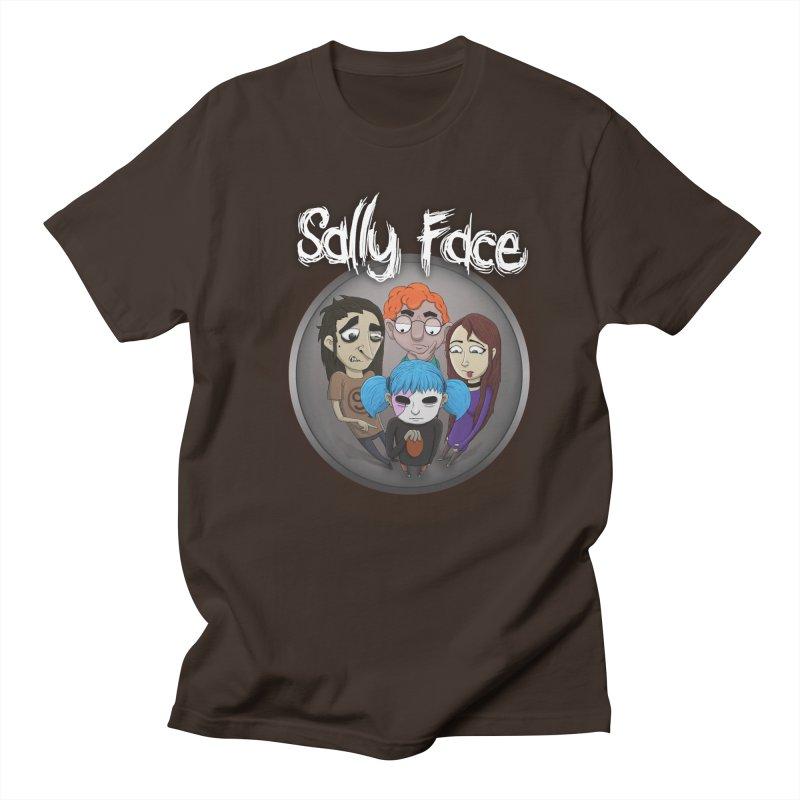 The Bologna Incident Men's Regular T-Shirt by Official Sally Face Merch