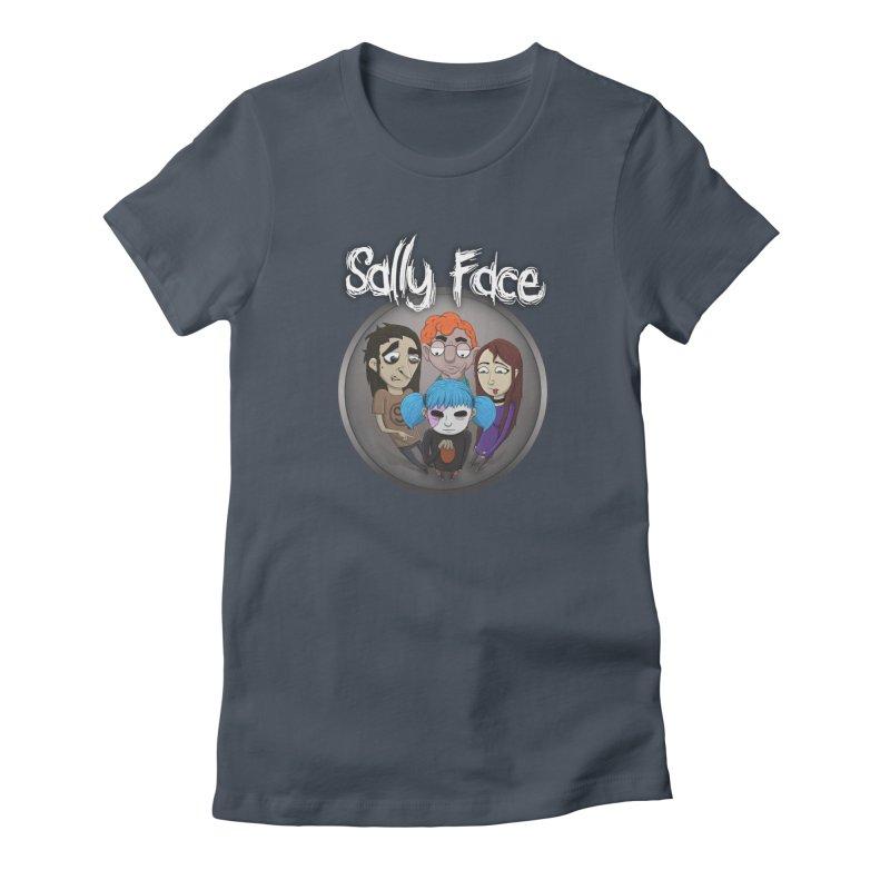 The Bologna Incident Women's T-Shirt by Official Sally Face Merch