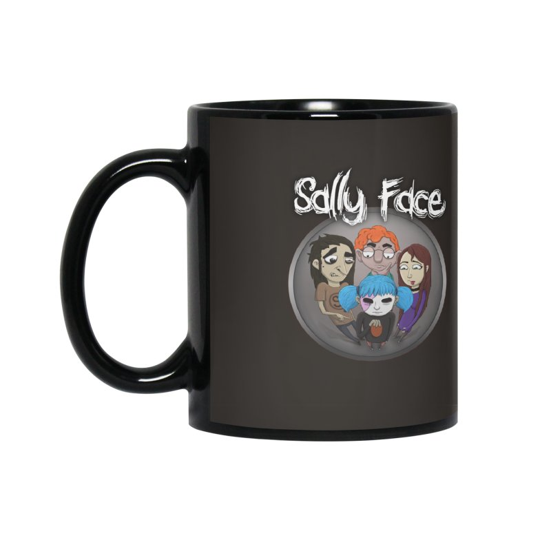 The Bologna Incident Accessories Mug by Sally Face Shop