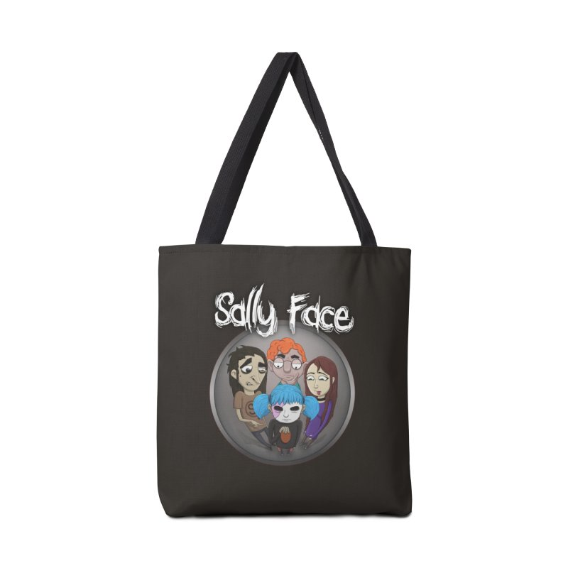 The Bologna Incident Accessories Bag by Official Sally Face Merch