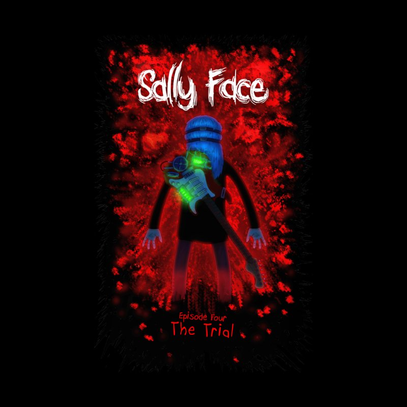 The Trial Home Tapestry by Official Sally Face Merch