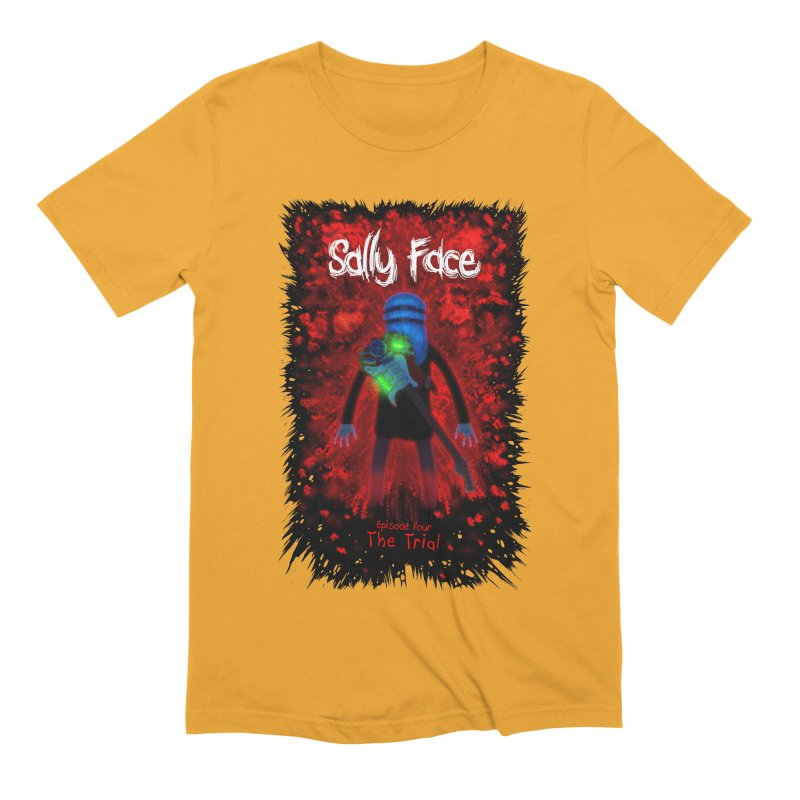 The Trial Men's Extra Soft T-Shirt by Official Sally Face Merch