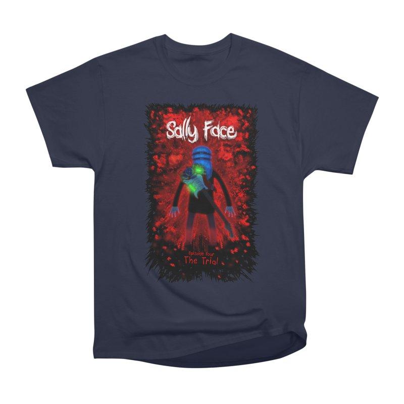 The Trial Women's Heavyweight Unisex T-Shirt by Official Sally Face Merch