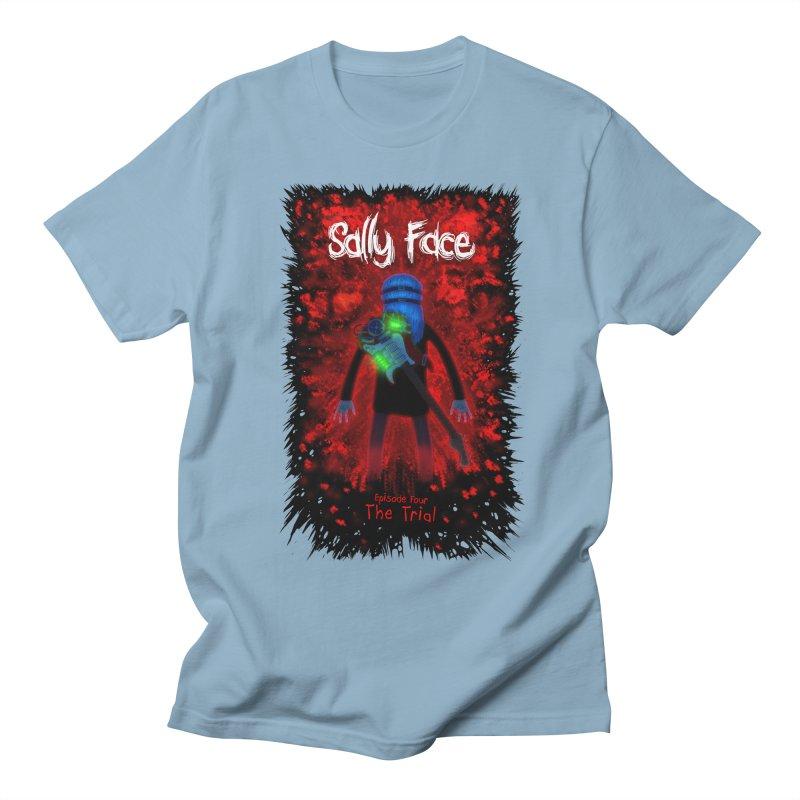 The Trial Men's Regular T-Shirt by Official Sally Face Merch