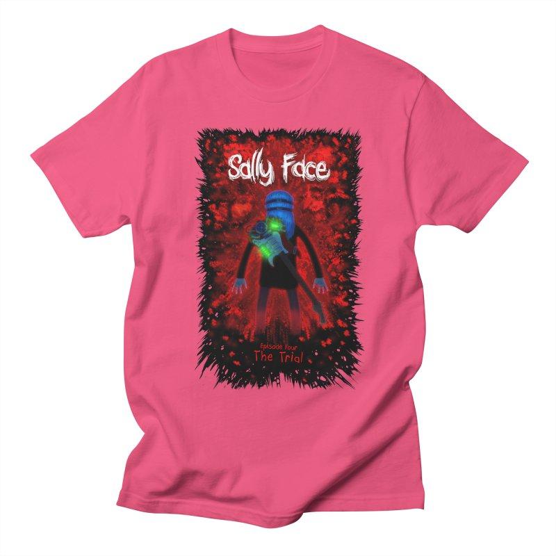 The Trial Women's Regular Unisex T-Shirt by Official Sally Face Merch