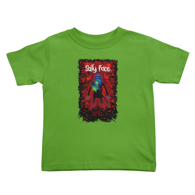 The Trial Kids Toddler T-Shirt by Sally Face Shop