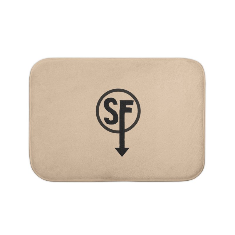 (SF) Larry's Shirt Home Bath Mat by Official Sally Face Merch