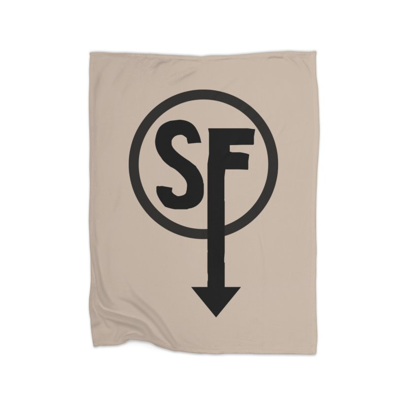 (SF) Larry's Shirt Home Blanket by Official Sally Face Merch