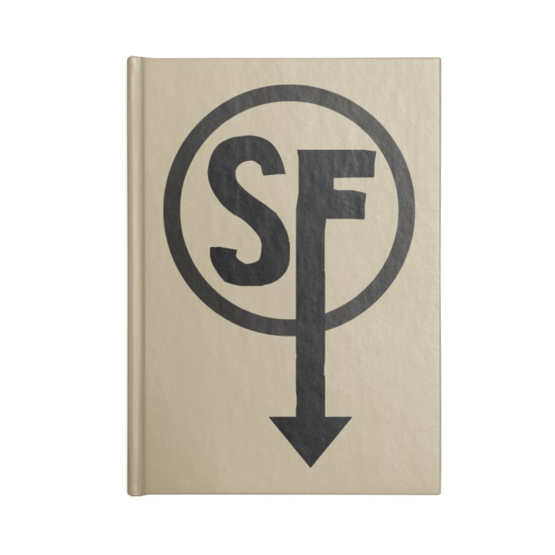 (SF) Larry's Shirt Accessories Notebook by Sally Face Shop