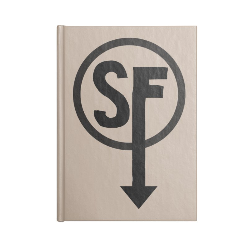 (SF) Larry's Shirt Accessories Notebook by Official Sally Face Merch