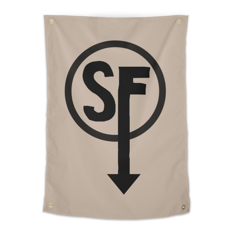 (SF) Larry's Shirt Home Tapestry by Official Sally Face Merch