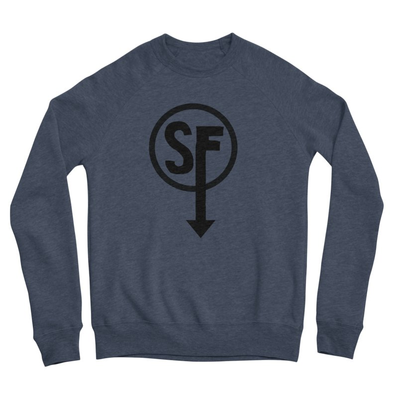 (SF) Larry's Shirt Men's Sponge Fleece Sweatshirt by Official Sally Face Merch