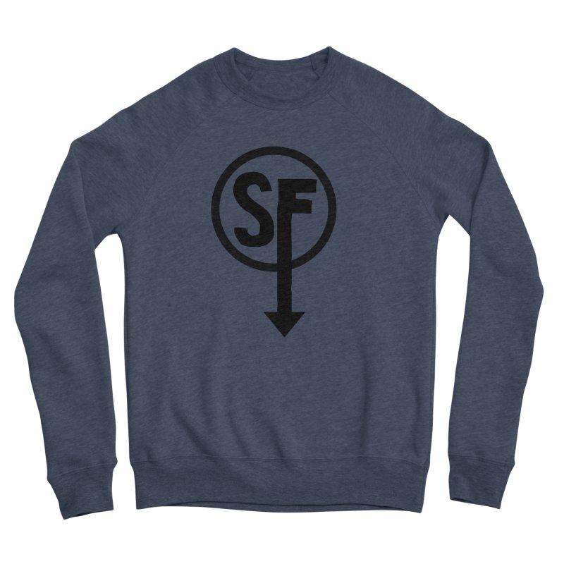 (SF) Larry's Shirt Women's Sponge Fleece Sweatshirt by Official Sally Face Merch