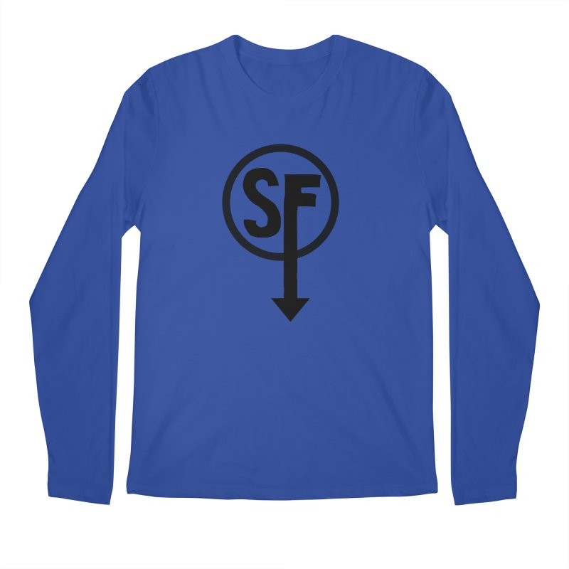 (SF) Larry's Shirt Men's Regular Longsleeve T-Shirt by Official Sally Face Merch