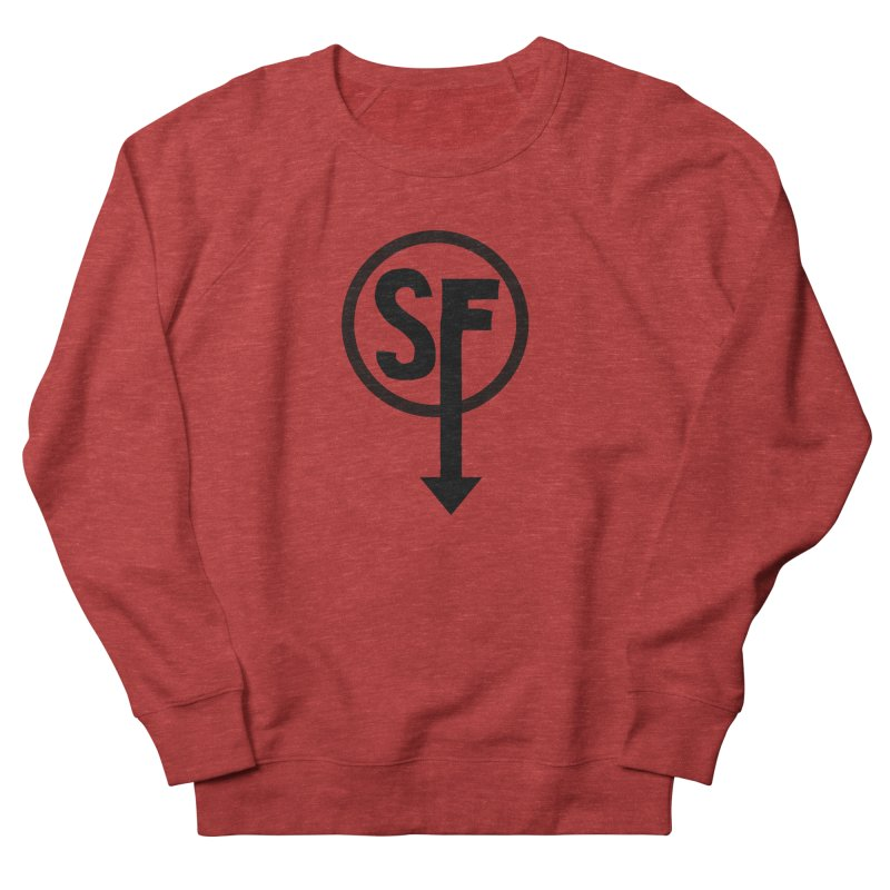 (SF) Larry's Shirt Women's French Terry Sweatshirt by Official Sally Face Merch