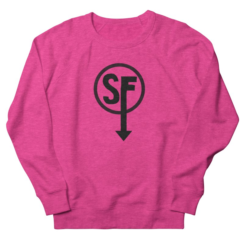 (SF) Larry's Shirt Men's French Terry Sweatshirt by Official Sally Face Merch