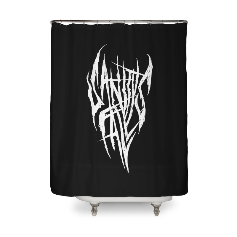 Sanitys Fall Home Shower Curtain by Official Sally Face Merch