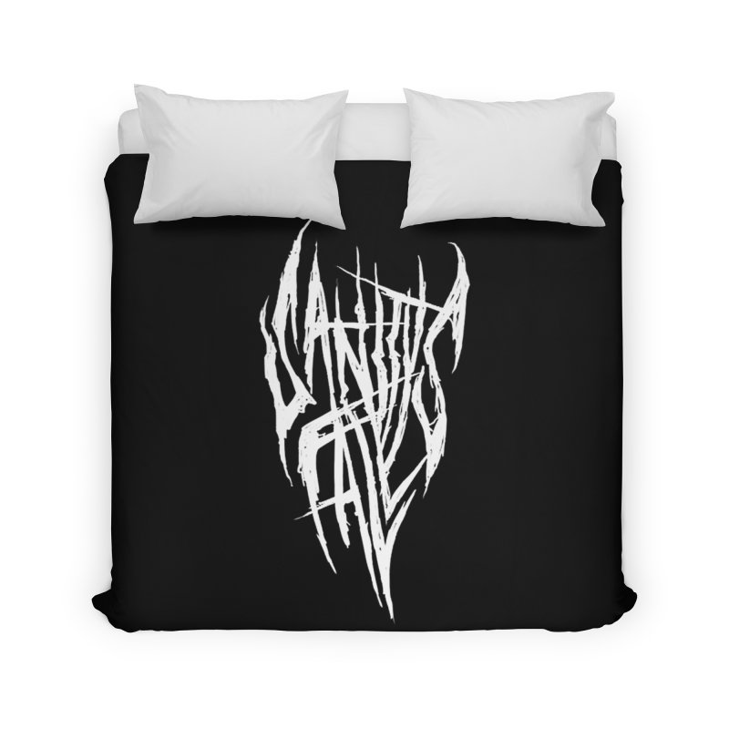 Sanitys Fall Home Duvet by Official Sally Face Merch