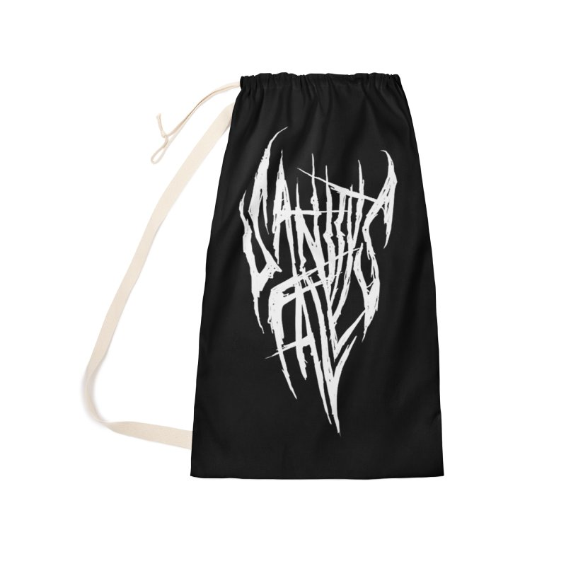 Sanitys Fall Accessories Laundry Bag Bag by Official Sally Face Merch