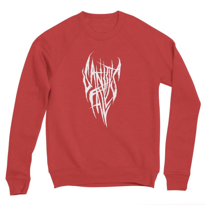 Sanitys Fall Men's Sponge Fleece Sweatshirt by Official Sally Face Merch