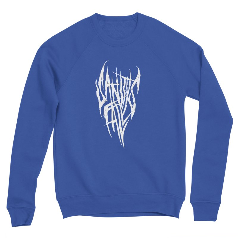 Sanitys Fall Men's Sponge Fleece Sweatshirt by Official Sally Face Merch