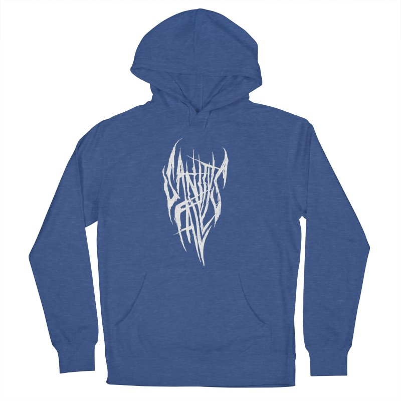 Sanitys Fall Women's French Terry Pullover Hoody by Official Sally Face Merch
