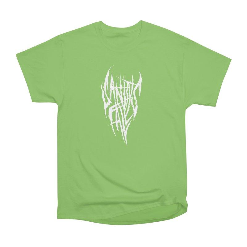 Sanitys Fall Men's Heavyweight T-Shirt by Official Sally Face Merch