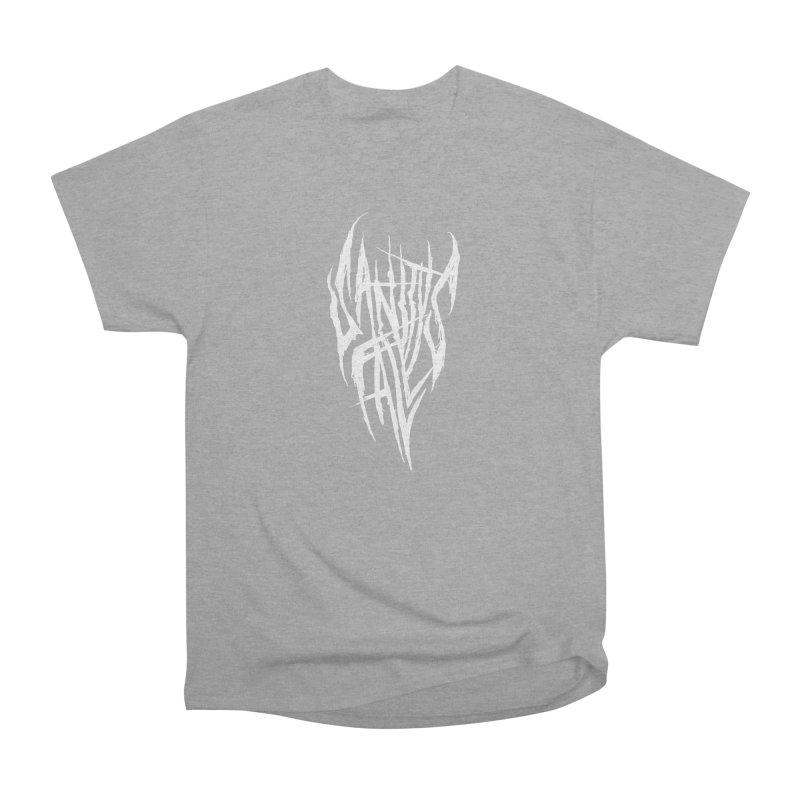 Sanitys Fall Women's Heavyweight Unisex T-Shirt by Official Sally Face Merch