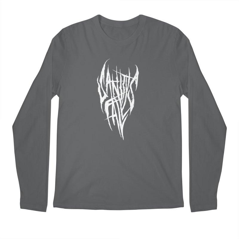 Sanitys Fall Men's Regular Longsleeve T-Shirt by Official Sally Face Merch