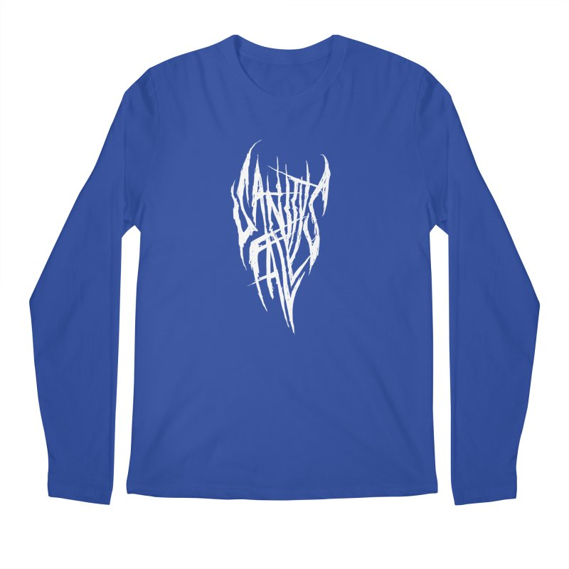Sanitys Fall Men's Regular Longsleeve T-Shirt by Official Sally Face Merch
