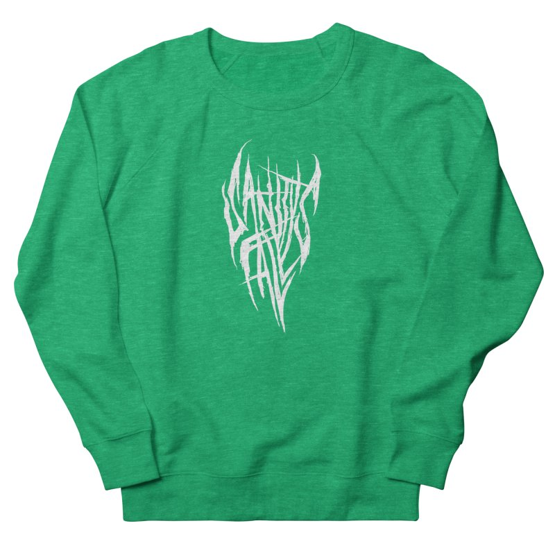 Sanitys Fall Women's Sweatshirt by Official Sally Face Merch