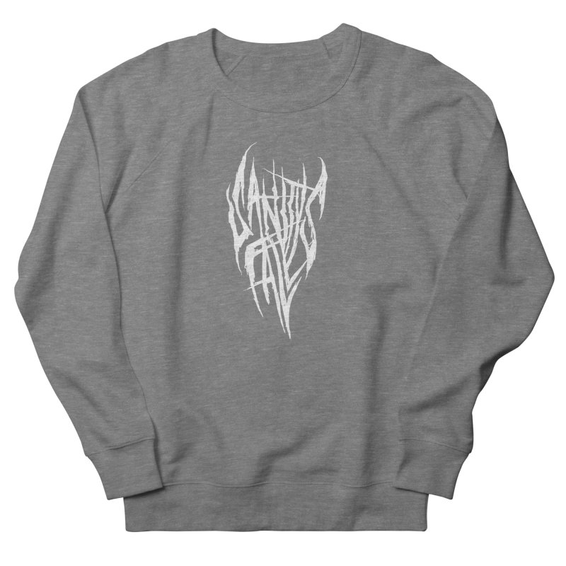 Sanitys Fall Men's French Terry Sweatshirt by Official Sally Face Merch