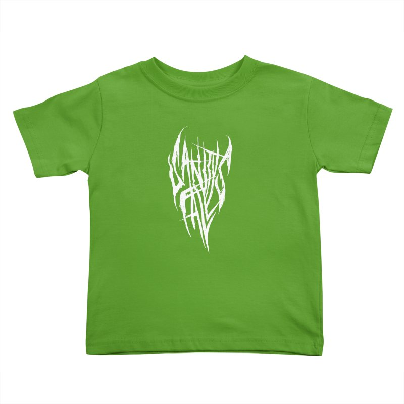 Sanitys Fall Kids Toddler T-Shirt by Official Sally Face Merch
