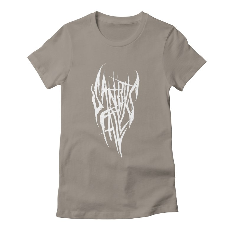 Sanitys Fall Women's Fitted T-Shirt by Official Sally Face Merch