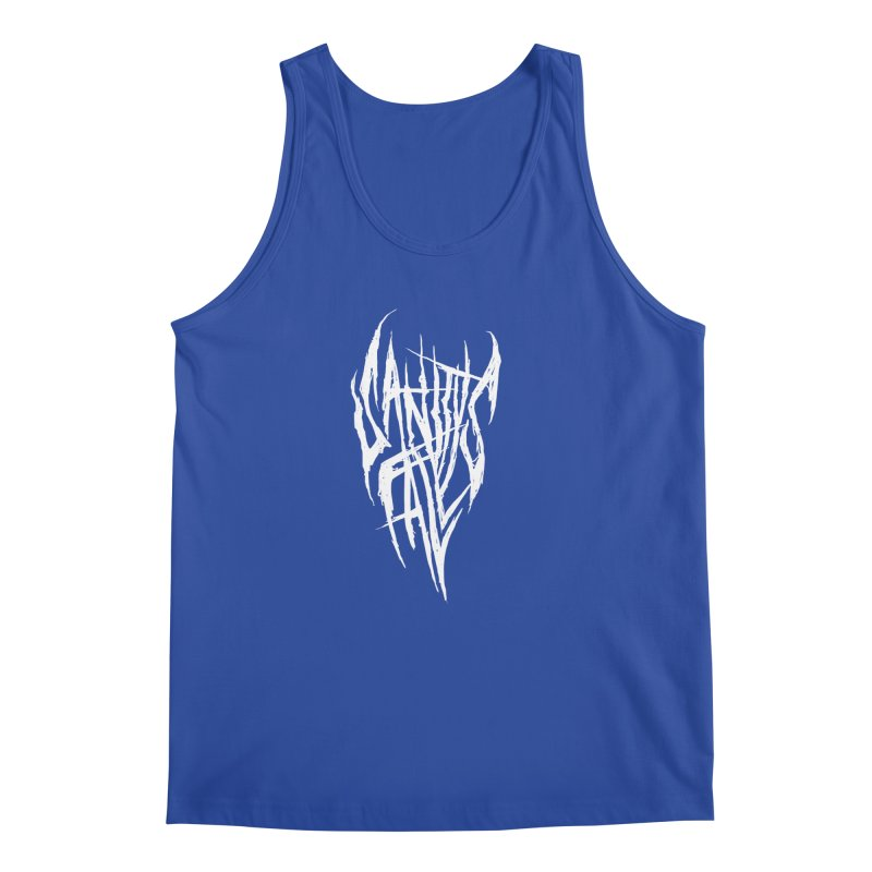 Sanitys Fall Men's Regular Tank by Official Sally Face Merch