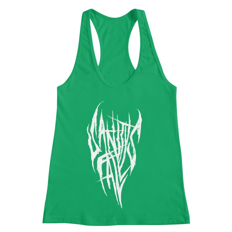 Sanitys Fall Women's Tank by Official Sally Face Merch