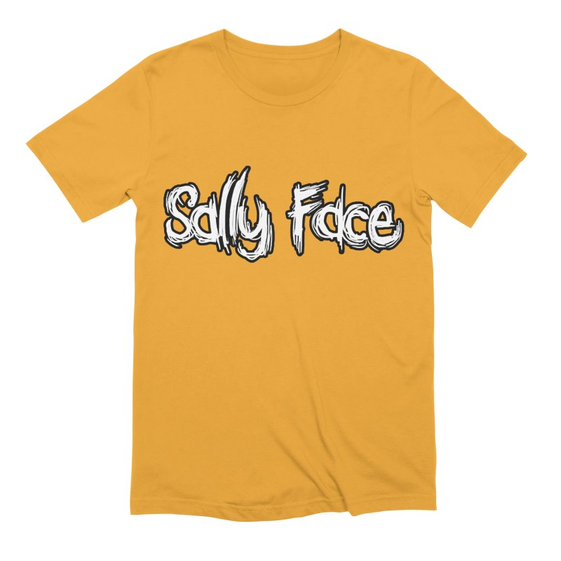 Sally Face Men's Extra Soft T-Shirt by Official Sally Face Merch